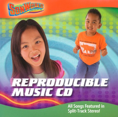 SonWorld Reproducible Music CD   -