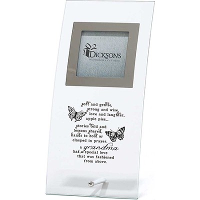 Grandma, Special Love Glass Photo Frame  -