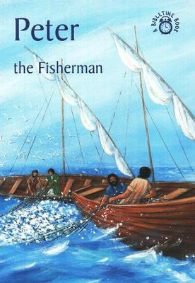 Peter-The Fisherman: A Bibletime Book   -     By: Carine MacKenzie