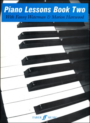 Piano Lessons, Book 2  -     By: Fanny Waterman, Marion Harewood