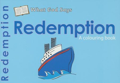 What God Says: Redemption, A Coloring Book   -     By: Catherine Mackenzie
