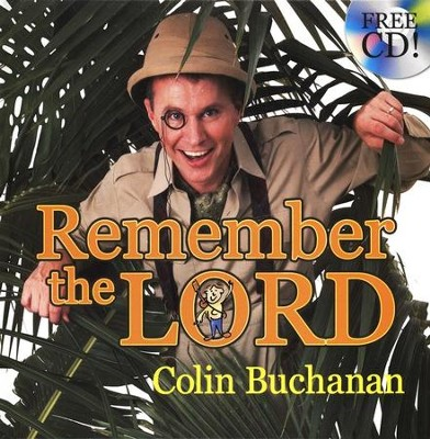 Remember the Lord - with bonus CD  -     By: Colin Buchanan