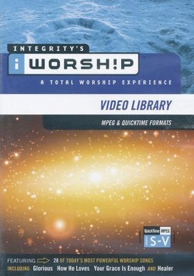 iWorship Video Library S-V   -
