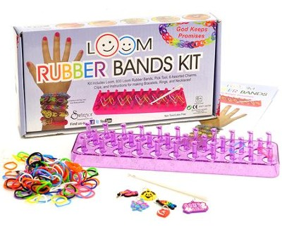 Loom Rubber Bands Kit   -