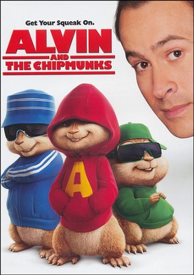 Alvin and the Chipmunks, DVD   -