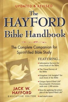 The Hayford Bible Handbook  -     By: Jack Hayford