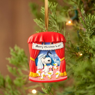Peanuts, Snoopy Ornament  -