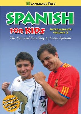 Spanish for Kids Intermediate Volume 2  -