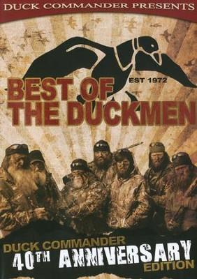 Best of the Duckmen: 40th Anniversary DVD   -