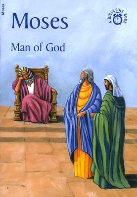 Moses: Man of God  -     By: Carine MacKenzie