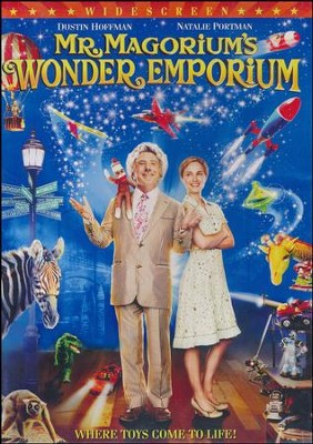 Mr. Magoriums Wonder Emporium DVD   -