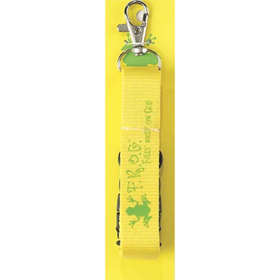 Fully Rely On God Lanyard  -