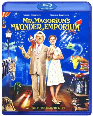 Mr. Magorium's Wonder Emporium, Blu-ray    -