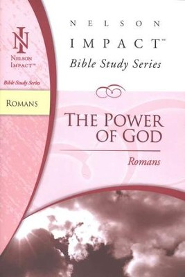 Romans, Nelson Impact Bible Study Series   -