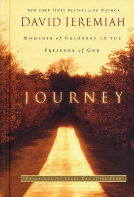 Journey: Moments of Guidance in the Presence of God - Slightly Imperfect  -     By: David Jeremiah