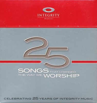 25 Songs That Changed the Way We Worship 2 CDs + Bonus DVD  -     By: Various Artists