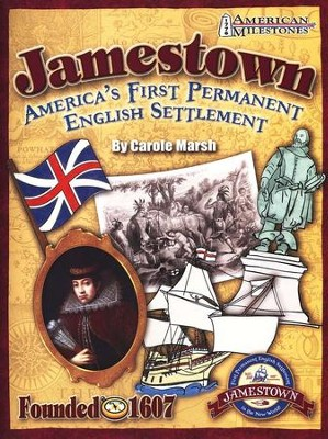 Jamestown: America's First Permanent English Settlement    -     By: Carole Marsh