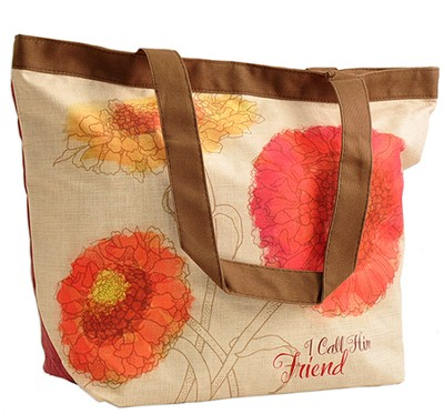 I Call Him Friend Tote Bag  -