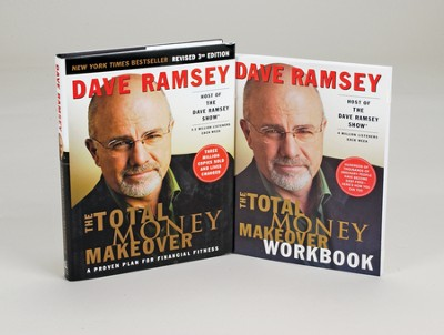 The Total Money Makeover, Book and Workbook  -     By: Dave Ramsey