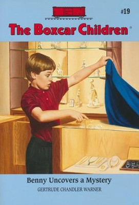 Benny Uncovers a Mystery  -     By: Gertrude Chandler Warner     Illustrated By: David Cunningham