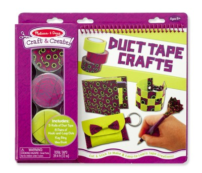 Craft and Create, Tape Crafts  -