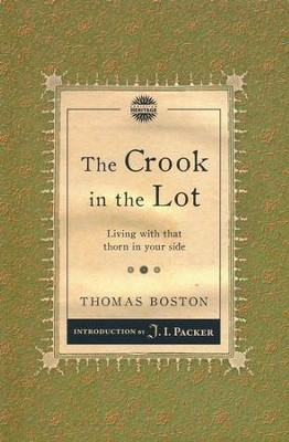 Crook in the Lot  -     By: Thomas Boston