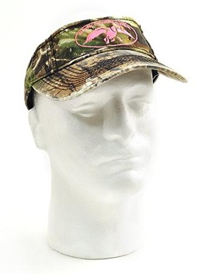 Duck Commander Visor, Camo and Pink Duck Commander Series   -