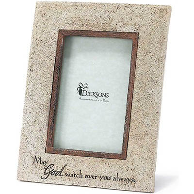 May God Watch Over You Always Photo Frame  -