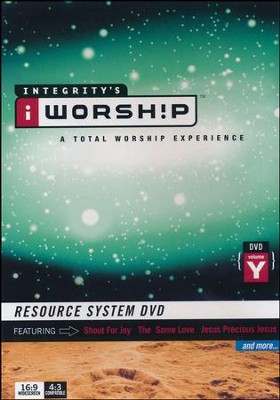 iWorship Resource System DVD Y   -