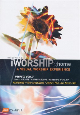 iWorship@Home, Volume 15 DVD-Rom  -