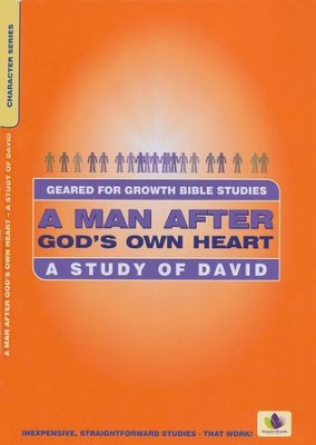 A Man after God's Own Heart - David  -     By: Worldwide Word