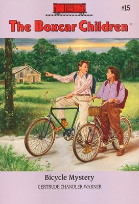 Bicycle Mystery  -     By: Gertrude Chandler Warner     Illustrated By: David Cunningham