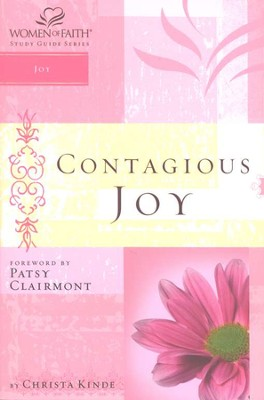 Contagious Joy, Women of Faith Bible Studies                     -