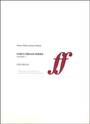 Faber's Early Organ Series Volume 2  -