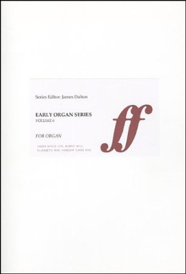 Faber's Early Organ Series Volume 6  -