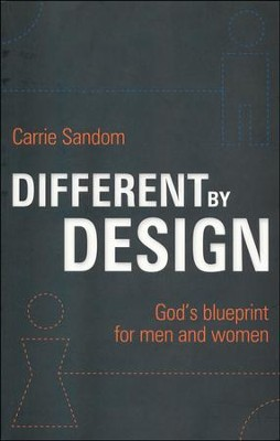 Different by Design  -     By: Carrie Sandom