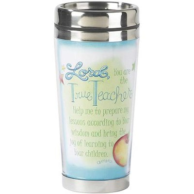 Lord, You Are the True Teacher Travel Mug  -