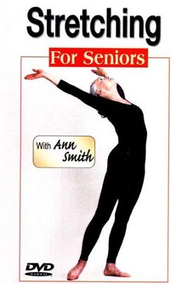 Stretching for Seniors, DVD   -