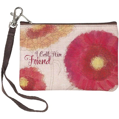 I Call Him Friend Accessory Bag  -