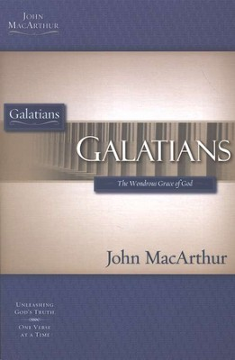 Galatians, John MacArthur Study Guides   - Slightly Imperfect  -