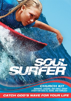Soul Surfer: Catch God's Wave For Your Life Church Kit   -