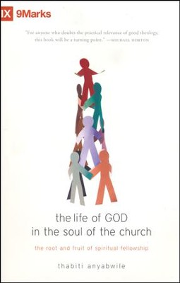 The Life of God in the Soul of the Church - Slightly Imperfect  -     By: Thabiti Anyabwile