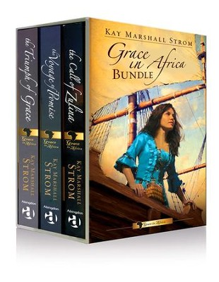 Grace in Africa - eBook  -     By: Kay Marshall Strom