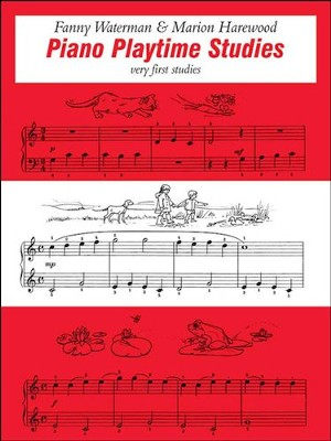 Piano Playtime Studies  -