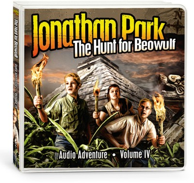 Jonathan Park Volume 4: The Hunt for Beowulf, Audio CDs  -