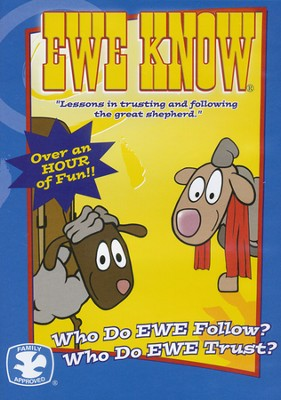 Who Do Ewe Follow?/Who Do Ewe Trust?   -