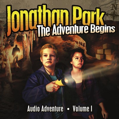 Jonathan Park #1: The Adventure Begins MP3 Audio CD  -     By: Pat Roy