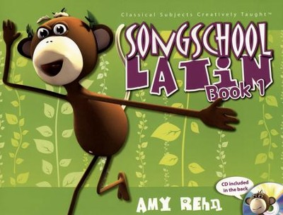 Songschool Latin  -     By: Amy Rehn