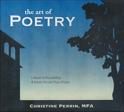 The Art of Poetry DVD Set   -     By: Christine Perrin