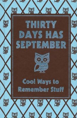 Thirty Days Has September  -     By: Scholastic